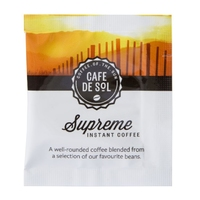 Cafe De Sol Supreme Coffee Sachet x 500