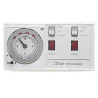 Timeswitch  2 Channel Timeclock