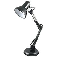 LLOYTRON BLACK HOBBY DESK LAMP