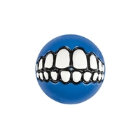 "Rogz Grinz Large Ball Blue 3"" x1"