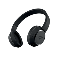 IFROGZ Coda Wireless Headphone With Mic Black