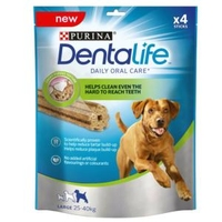 Purina Dentalife Oral Care Sticks Large 4-Stick x 5