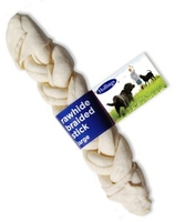 Hollings Rawhide Braided Stick Large x 1