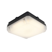 ANSELL 8W Astro 4000K LED Black/Visiluxe