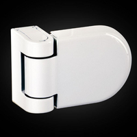 AFFINITY DOOR HINGE WH 19MM