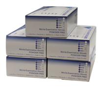 DMI - NITRILE GLOVES EXTRA-SMALL