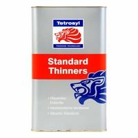 TETROSYL STANDARD THINNERS 5LTR