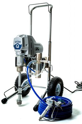 QTECH AIRLESS SPRAYER 110V 2.9L/MIN 3000PSI QT290