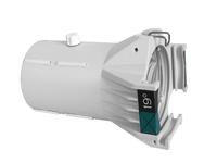 Chauvet Professional White Ovation Ellipsoidal HD Lens Tube- Various degrees