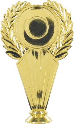 12.5cm Wreath Holder (Gold)