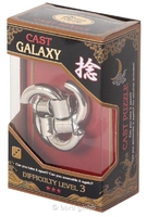 Cast Galaxy Puzzle. Level 3. Order in multiples of 1.