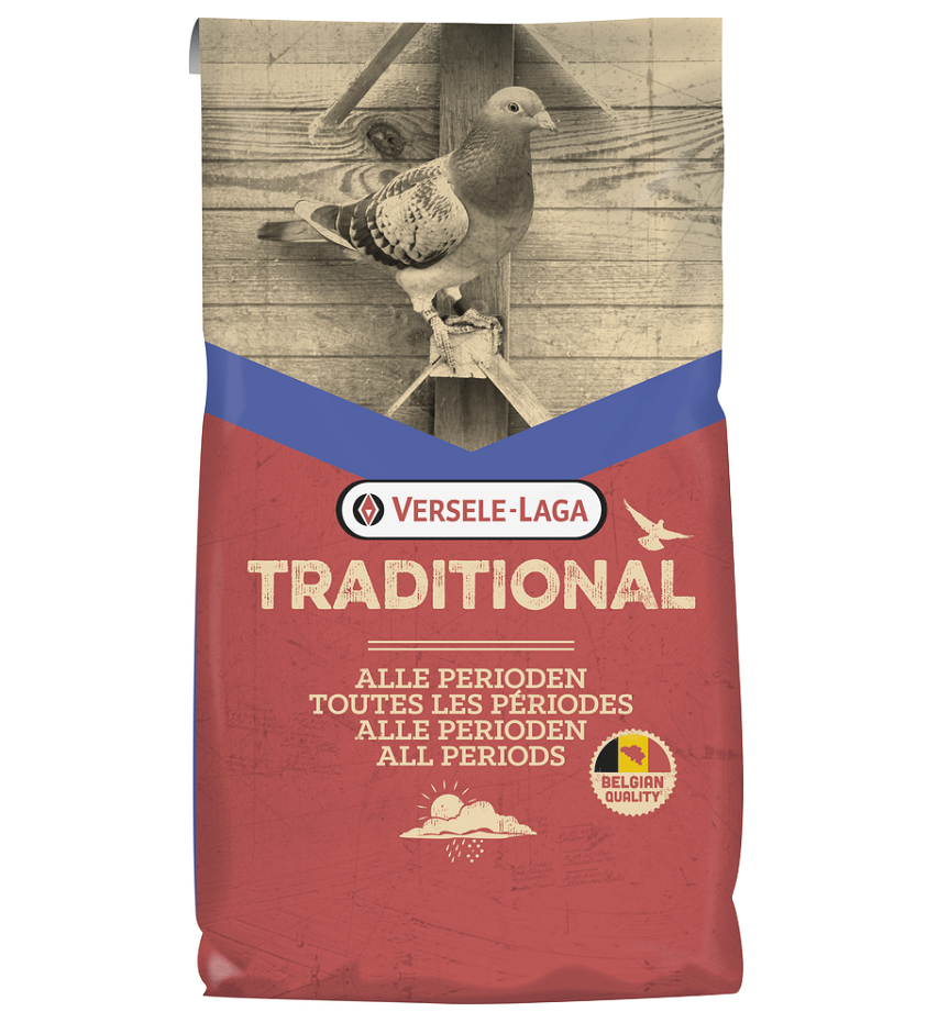 Versele Laga Traditional Breeding & Moulting Olympia 10% Extra Free 27.5kg