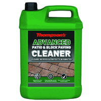 THOMPSONS ADVANCED PATIO & BLOCK PAVING CLEANER 5 LTR