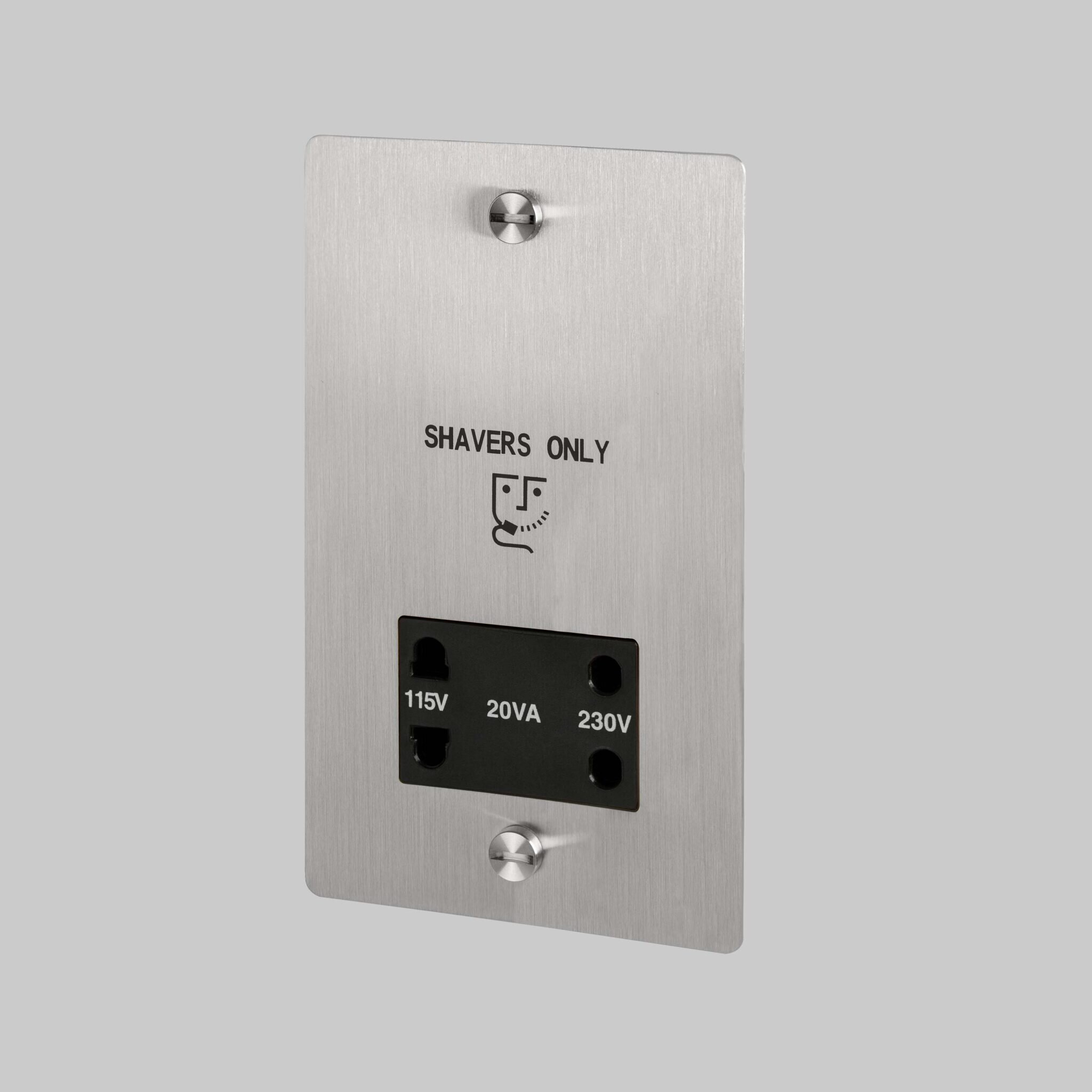 Buster and Punch Shaver Socket