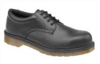 2215PW DM Safety Shoe Black SB