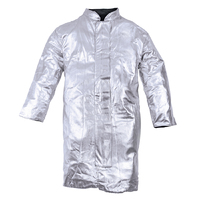 Portwest Approach Coat Lined Silver