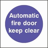 Fire Prevention Sign FPRV0009-0530