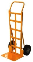Lattice Back Sack Truck with Long Toe Plate