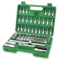 "3/8""Dr Socket & Bit set 60PCS (metric)"