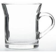 Tazza Latte Glass 12oz 34cl  Carton of 6