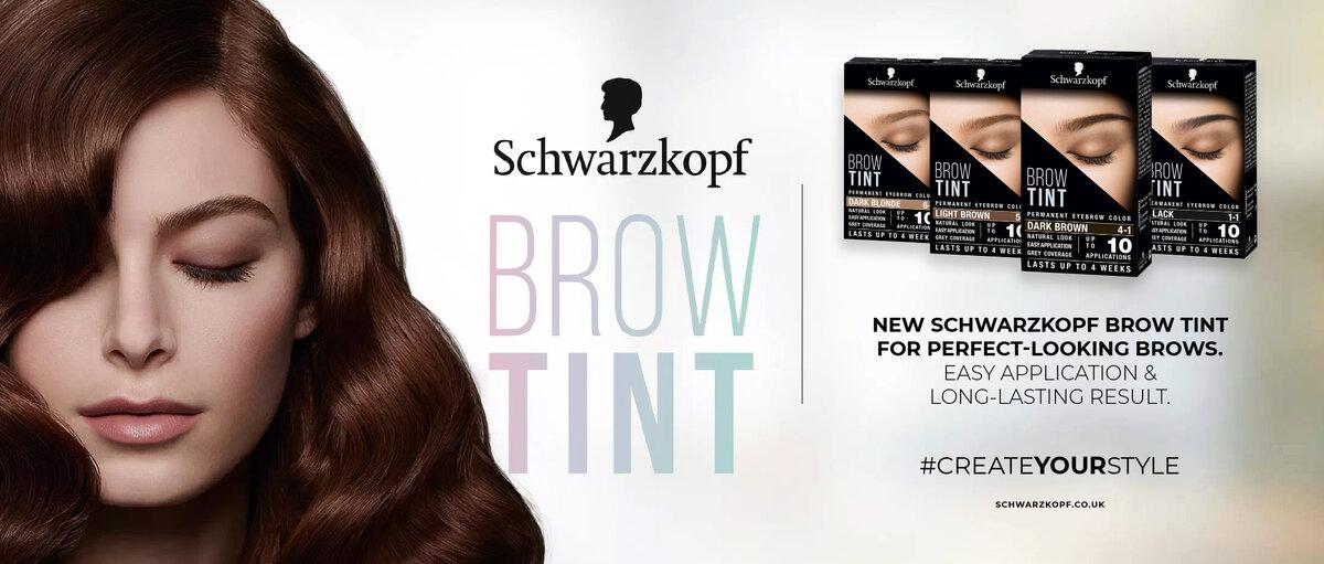 Schwarzkopf Brow Tint