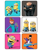 BADGES DESPICABLE ME 3