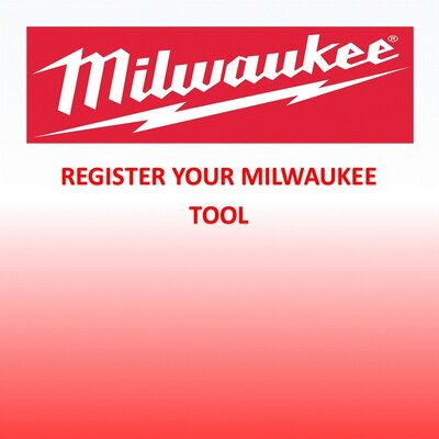10 Easy Steps on How to Register you Milwaukee Tool