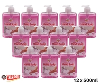 C/FRESH WILD ROSE 12x500ml