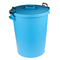 Bin, 110 Litre with Clip Lid
