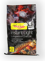 BAR-BE-QUICK INSTANT LIGHT CHARCOAL