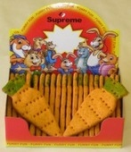 TFF Giant Carrot Treats 28g x 25 Display Box