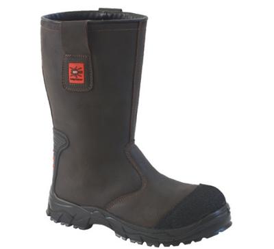 REDBACK Vulcan Non Metallic Lined Rigger Boot S3 CI SRC (Composite Toe Cap)