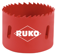 Ruko HSS Bi-Metal Holesaws