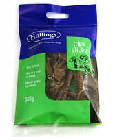 Hollings Tripe Sticks 500g x 5