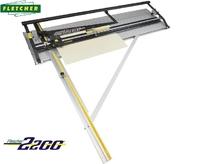 Fletcher 2200 Mat Cutting System