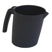 Detectable measuring jugs