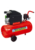 FIAC 2HP 24 LTR 230 VOLT COMPRESSOR COSMOS (GM193 24LT)(116.031.0000) (Ploughing Special Discount Price)