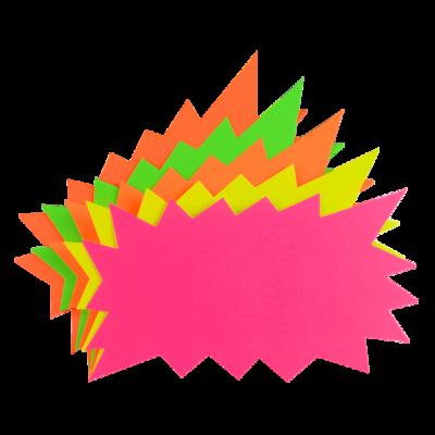 "LYNX CX7 12"" x 7"" fluorescent flash - Assorted (10 Packs of 10)"