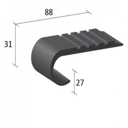 EQESN8 Flexible Stair Nosing