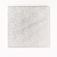 "SWD14F SILVER 14"""" SQ BOARD (5 PACK)"