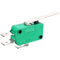 Switch | Micro Switch with 50mm Level Plate 3 Pins 16A 125VAC
