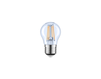 4.5w LED-E Filament E27 Dimmable 2700K Clear