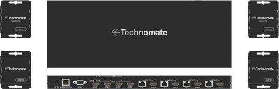 Technomate 1080p 4x4 Matrix Over CAT5/6