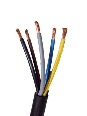 Flexible Cable TRS Tough Rubber Flex 5 Core