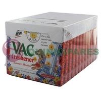 VACUUM FRESHENER DISCS - SUMMER MEADOW 12 X PACK