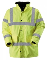 8000205 LARGE HI-VIS PARKA JACKET
