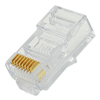 EZ-RJ45 Cat 5/5e Connector 100 Jar