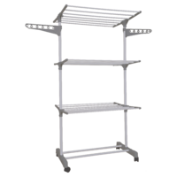 3 Tier Garment Rack/Clothes Airer