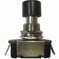 Switch | Push Button Switch On-Off 6A 250VAC