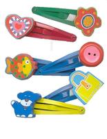 Mini Tatiri Snap Clip 20 pairs assorted Refill